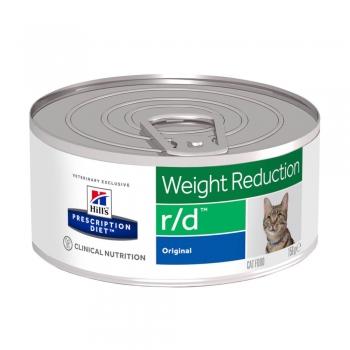 Hill's PD Feline r/d - Obezitate, 156 g