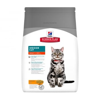 Hill's SP Feline Adult Indoor, 4 kg