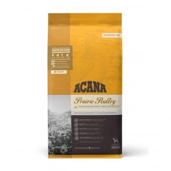 ACANA Classics Prairie Poultry, Pasăre, hrană uscată câini, 17kg