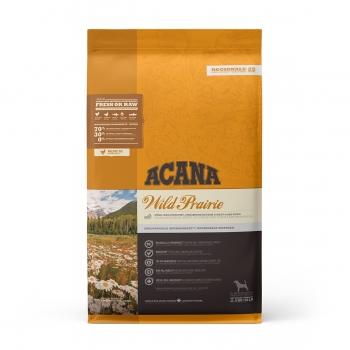 ACANA Regionals Wild Prairie, hrană uscată fără cereale câini, 11.4kg