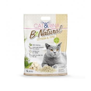 Asternut Litiera Cat&Rina Tofu, 5.5 L imagine