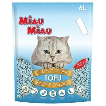 Asternut Miau Miau Tofu Baby Powder, 6 L imagine