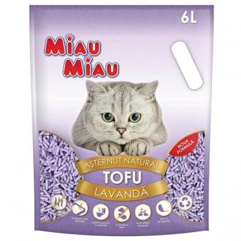 Asternut Miau Miau Tofu Lavanda, 6 L imagine