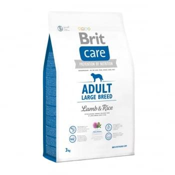 BRIT Care Adult Large Breed, L-XL, Miel cu Orez, hrană uscată câini, 3kg