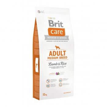 BRIT Care Adult Medium Breed, M, Miel cu Orez, hrană uscată câini, 12kg