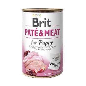 Brit Pate & Meat Puppy, 400 g