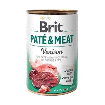 Brit Pate&Meat Vanat, 400 g