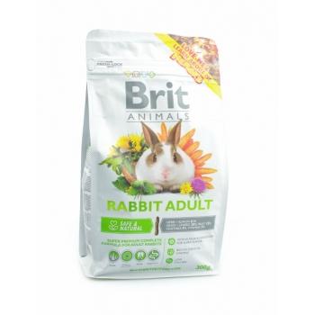 Brit Animals Iepure Adult, 300 g