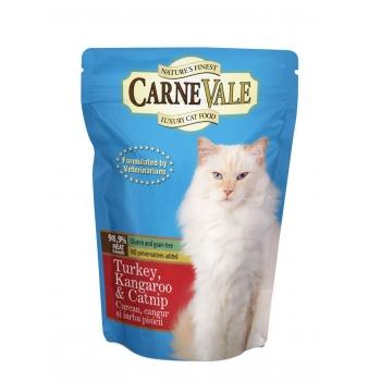 Carnevale Pisica Curcan Cangur si Iarba Pisicii 85 g imagine