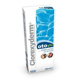 Solutie Auriculara Clorexyderm Oto Piu, 150 ml