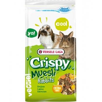 Hrana pentru Iepuri Versele Laga Crispy Muesli, 20 kg