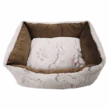 Culcus pentru Caini Enjoy Dreptunghi, 53x43x18 cm imagine