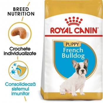 Royal Canin Bulldog Francez Junior, 3 kg