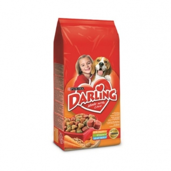 Darling Dog Pui Si Legume, 10 Kg imagine