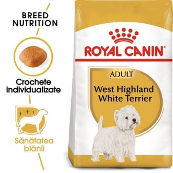 Royal Canin West Highland White Terrier, 3 kg