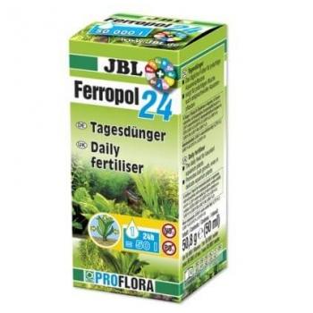 Fertilizator pentru plante JBL Ferropol 24, 50 ml imagine