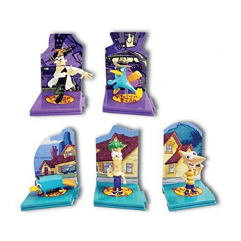 Figurine Tomy Phineas & Ferb