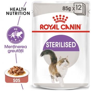 Royal Canin Sterilised 85 g