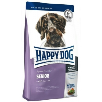 Happy Dog Supreme Fit&Well Senior, 12.5 kg imagine
