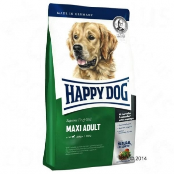 Happy Dog Supreme Fit&Well Maxi Adult, 15 kg
