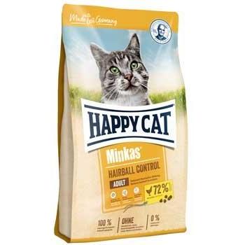 Happy Cat Minkas Hairball Control, 10 kg imagine
