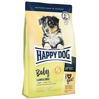 Happy Dog Baby Lamb & Rice, 4 kg imagine