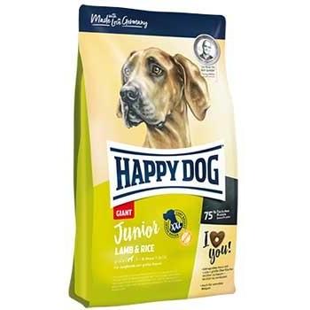 Happy Dog Junior Giant Lamb & Rice, 15 kg imagine