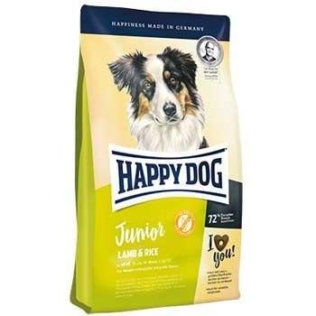 Happy Dog Junior Lamb & Rice, 4 kg imagine
