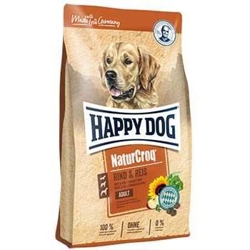 Happy Dog Natur Croq Vita si Orez, 15 kg imagine