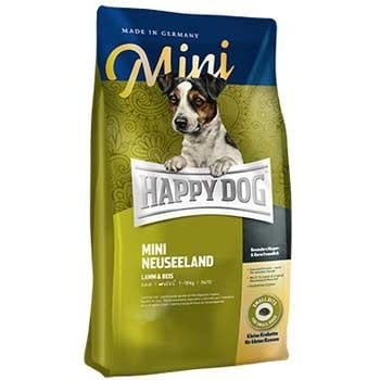 Happy Dog Supreme Mini Neuseeland Lamb, 8 kg imagine