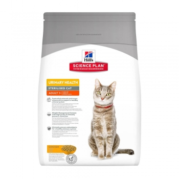 Hill's SP Feline Adult Urinary & Sterilised, 8 kg