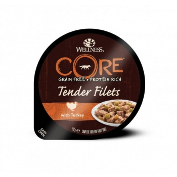 Hrana Umeda Wellness Core Tender Filets, Curcan, 170g