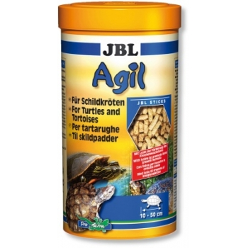 Hrana pentru broaste testoase JBL Agil, 1 l imagine