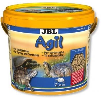 Hrana pentru broaste testoase JBL Agil, 2,5 l imagine