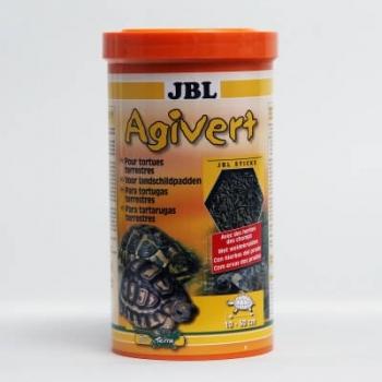 Hrana pentru broaste testoase JBL Agivert, 1 l imagine