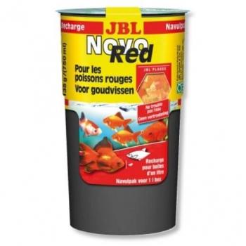 Hrana pentru carasi fulgi JBL NovoRed 130 g Refill imagine