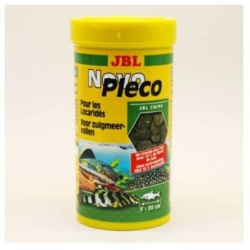 Hrana tablete pentru pesti erbivori JBL NovoPleco 250 ml imagine