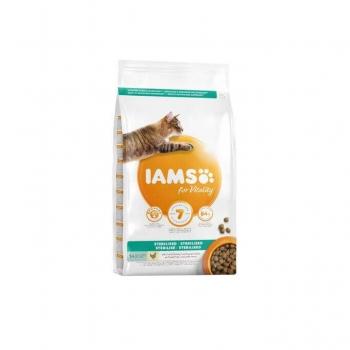 Iams Vitality Light Cat Sterilised, 800 g imagine