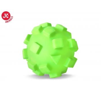 Jk Animals Jucarie Caine Minge Cube Vinilin 12 cm