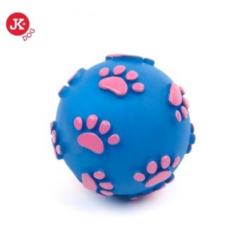 Jk Animals Jucarie Caine Minge cu Labute Vinilin 6 cm imagine