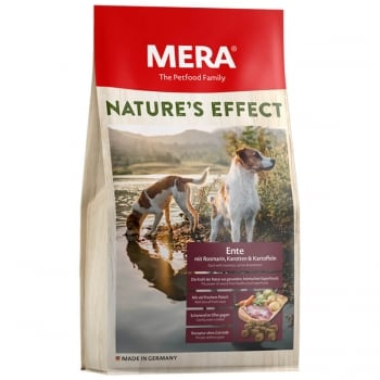 Mera Dog Natures Effect Adult cu Rata, 10 Kg