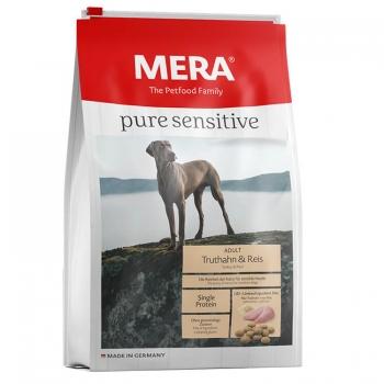Mera Dog Pure Adult Curcan&Orez, 12.5 Kg imagine