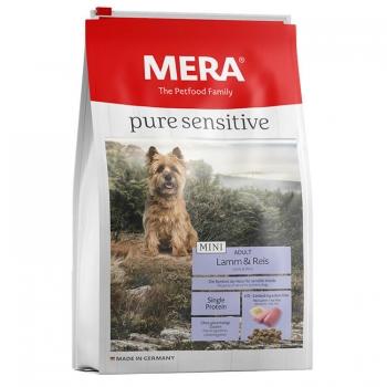 Mera Dog Pure Adult Mini Miel&Orez, 4 Kg imagine