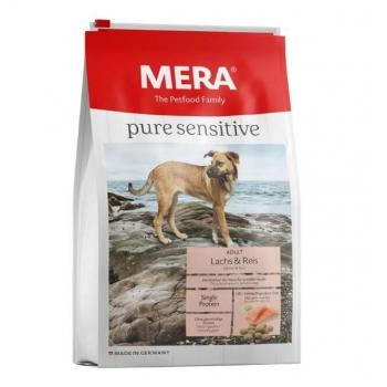 Mera Dog Pure Adult Somon&Orez, 12.5 Kg imagine