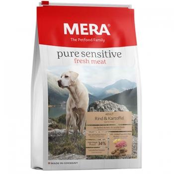 Mera Pure Fresh Meat Adult Vita&Cartof, 12.5 Kg imagine