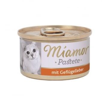 Miamor Pate Cat Ficat Pui 85g imagine