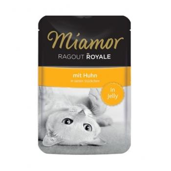 Miamor Ragout Royale Cat Pui 100g imagine