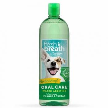 Aditiv Apa TropiClean Oral Care, 473 ml imagine