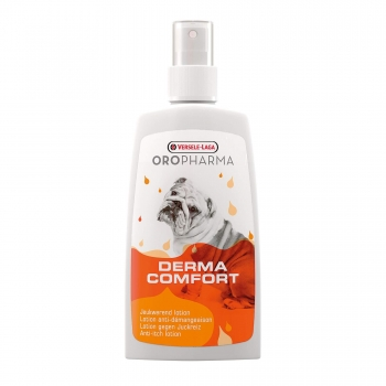 Versele Laga Oropharma Derma Comfort Lotiune Caini Anti-Mancarime, 150 ml