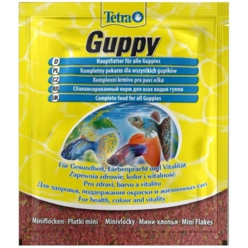 Tetra Guppy Plic 12 G